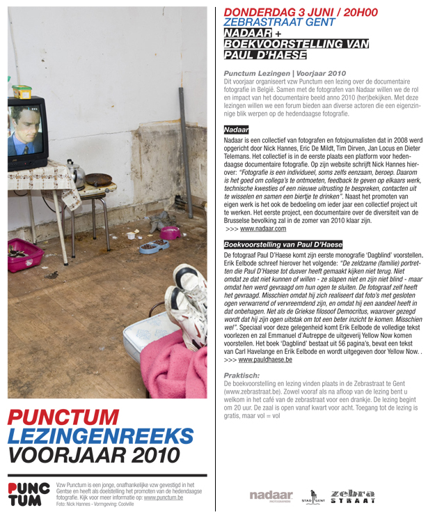 lezing Punctum