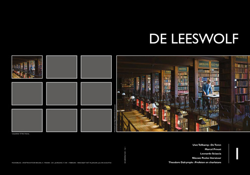 Leeswolf Cover 2011
