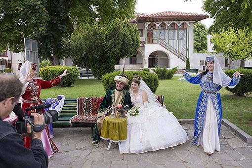 Tatar wedding