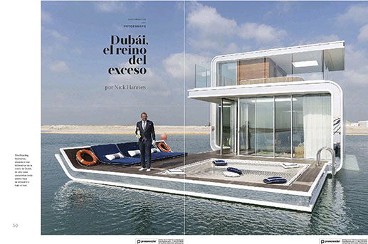 DUBAI NICK HANNES El Pais OCTOBER 2017-1